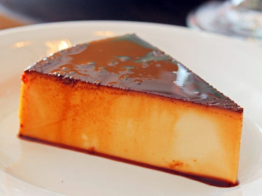 Flan at the new Rumba Cuban Cafe to Go, 9331 U.S. 41 N., unit 12, North Naples.