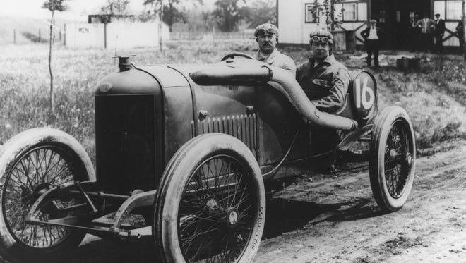 Rene Thomas was the winner of the 1914 Indianapolis 500.