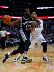 Just out: Jonathon Simmons
