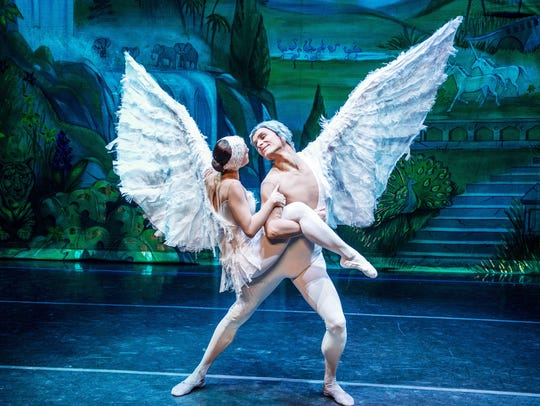 Moscow Ballet Dove of Peace. Moscow Ballet will present
