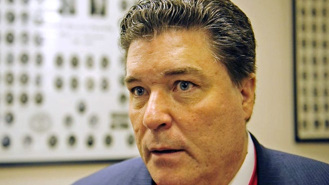 Amp opponent Rick Williams in January was ordered to pay more than $5,300 after being sued for an unpaid painting bill.