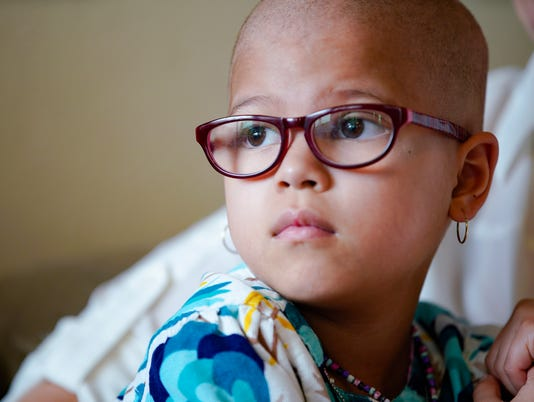 Can you help 6-year-old Kalea Ramos beat leukemia?
