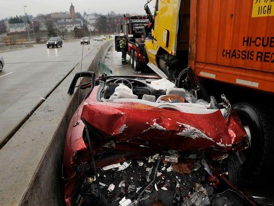 AP Multi-Vehicle Crash