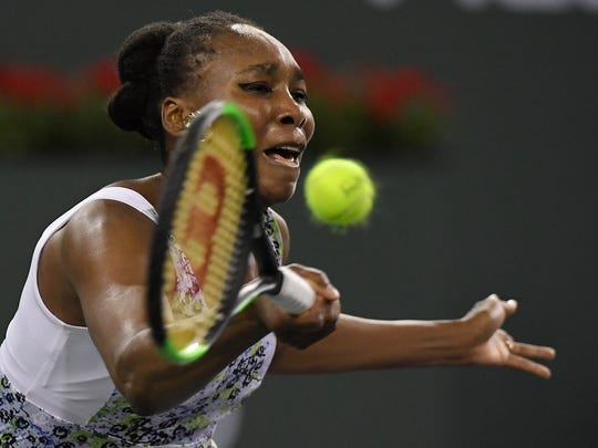 Catch Venus Williams and other tennis greats at the W&S Open. Court action runs Aug. 11-19.