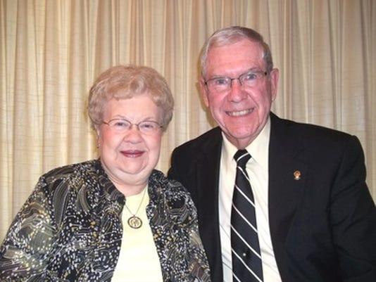 Anniversaries: Jim Resh & Sandra Resh