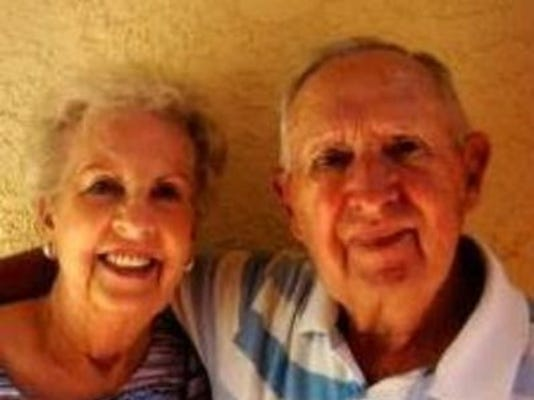 Anniversaries: Paul Wilson & Lois Wilson