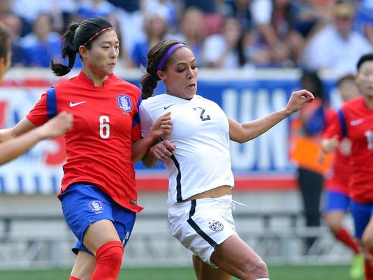 Soccer: Women's Friendly-USA vs Korea Republic