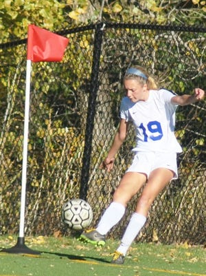 Lyndhurst junior Guilia Pezzolla had 22 goals and 13 assists last season.