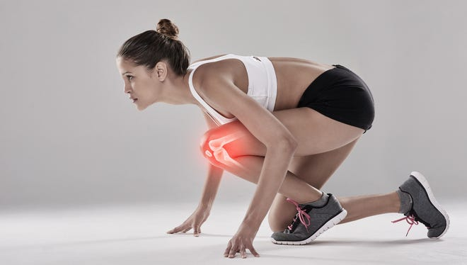 Knee pain also may have people worried, but it is something that can begin at any age.