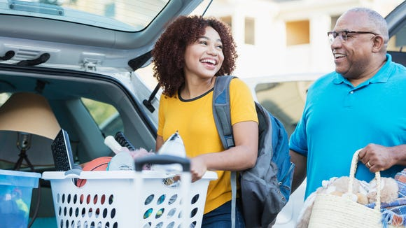 Is your kid headed to college for the first time? Here's