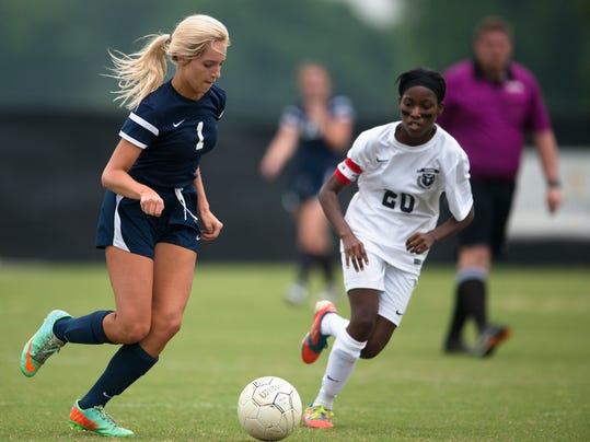 Girls Soccer: Trinity vs. Brew Tech 02