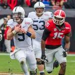James Franklin promises quarterback duel at Penn State