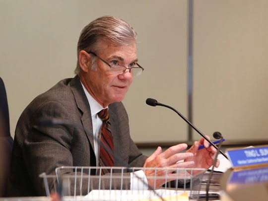 Tom Torlakson, the California superintendent of public instruction, is shown in a July 14, 2016, file photo.