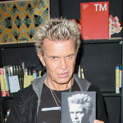 Catching Up With Billy Idol