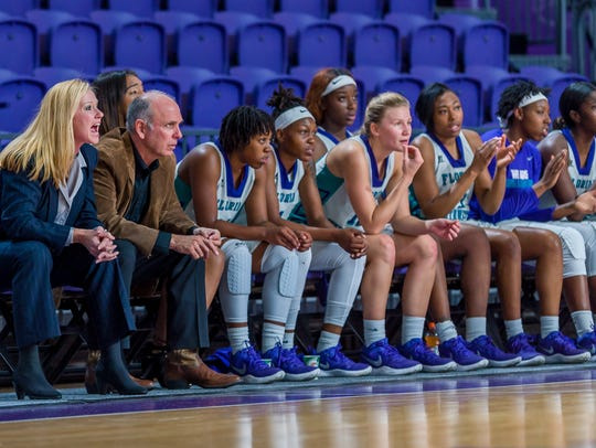 FSW coach Kristie Ward said all eight sophomores on