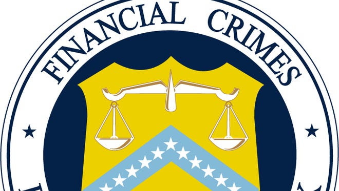 Financial Crumes Enforcement Network