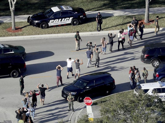 School Shooting-Florida