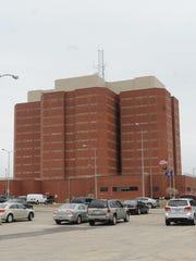 Macomb County Jail.