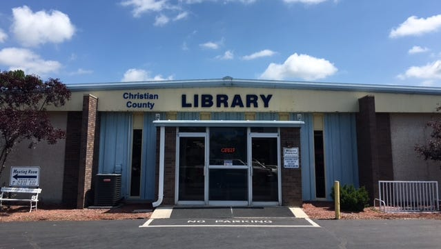 The Christian County Library District asked voters to approve a tax levy.