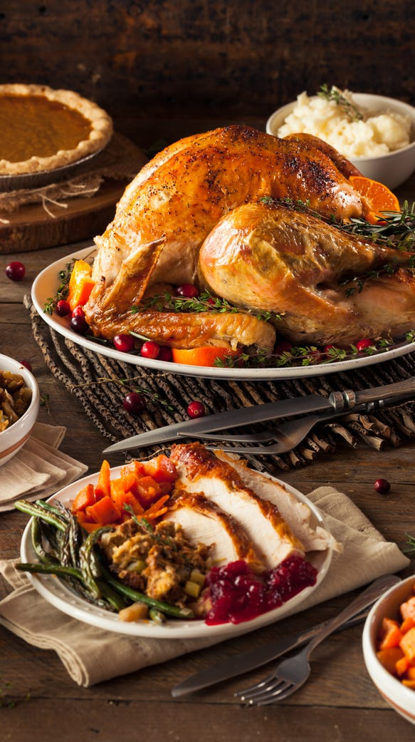 Save on Thanksgiving Day turkey and side dishes.
