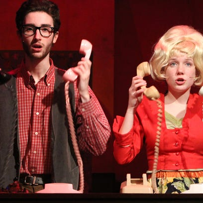 """Wauwatosa West Trojan Players stage """"Little Shop of Horrors"""""""
