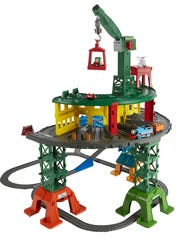 These 45 toys and products have earned the NAPPA seal of approval in 2017. Pictured is the Thomas & Friends Super Station.