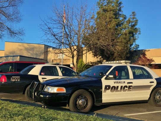 On Sunday night, police investigated a threat made