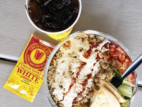 The Halal Guys started as a New York City food cart.