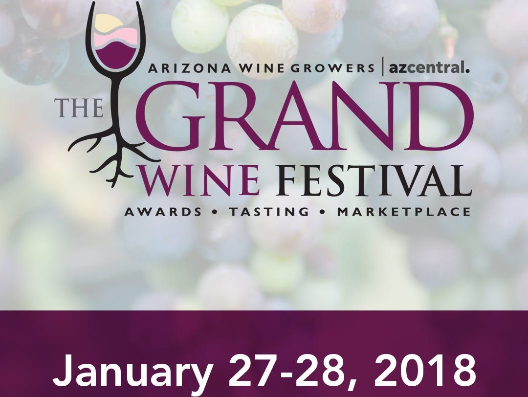 Celebrating the best in AZ wine with 30+ wineries pouring over 150 wines January 27 and 28 at Heritage Square!