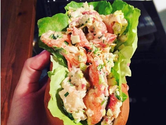 Roux gives lobster rolls a French spin with the addition