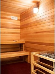 Evolutions now features two infrared saunas.