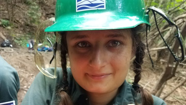 NC Youth Conservation Corps learn life, forest skills through intense summer internship