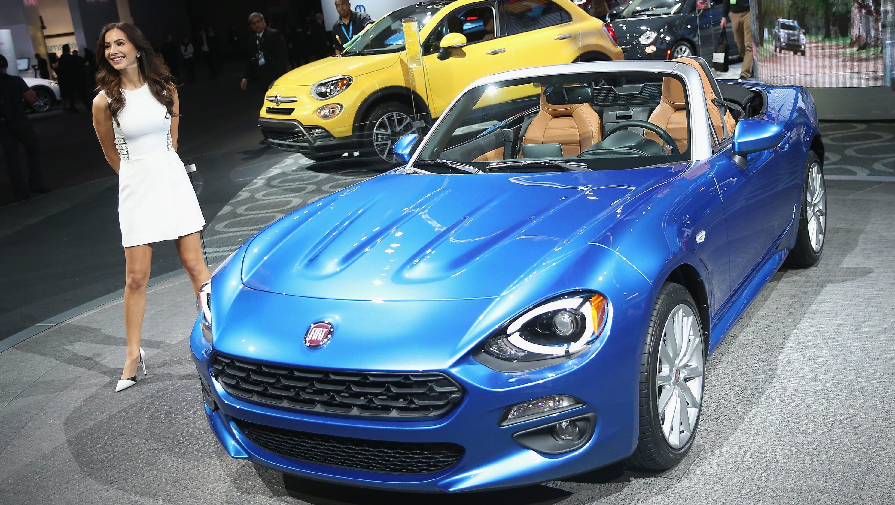 New Car Models Wow At Detroit Auto Show
