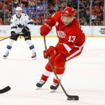 Red Wings get greedy with puck upon Datsyuk's return