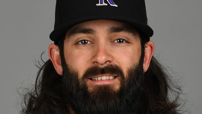 Former Worcester Vole ace Tim Collins joined the Colorado Rockies for the 2020 season.