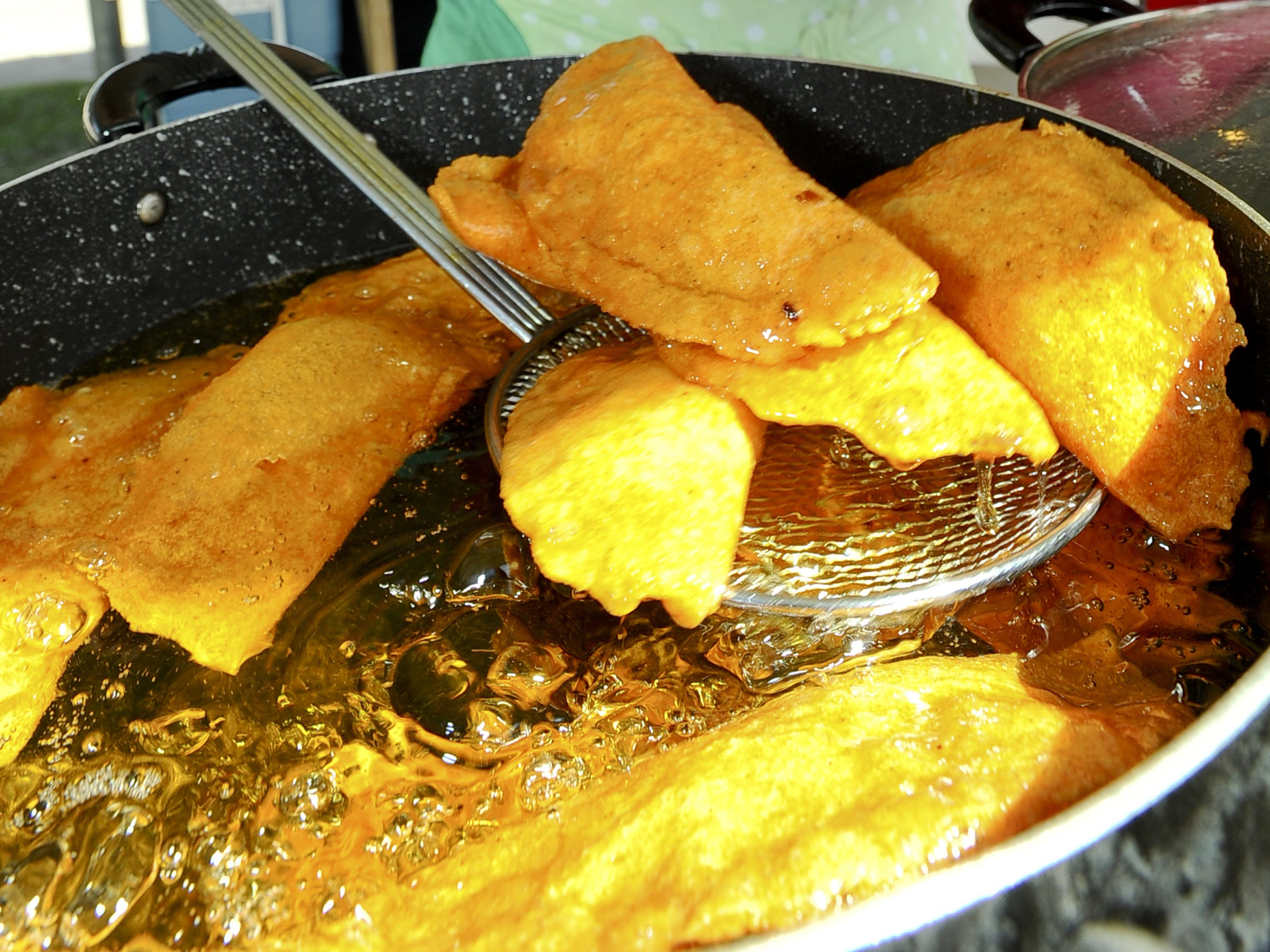 For your empanada cravings, head to Pika Best of Guam