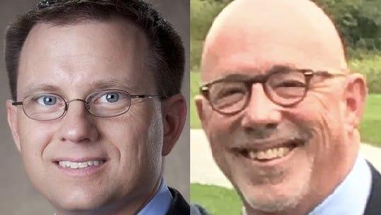 Todd Wolf and John Belanger