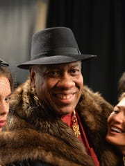 Andre Leon Talley is a longtime Westchester resident.