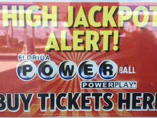 Powerball has climbed over the $300 million mark again.