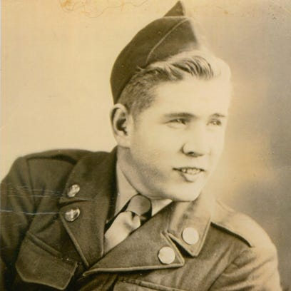 Bill Barnes - 1945-1953 WWII and Korea - 13-year-old
