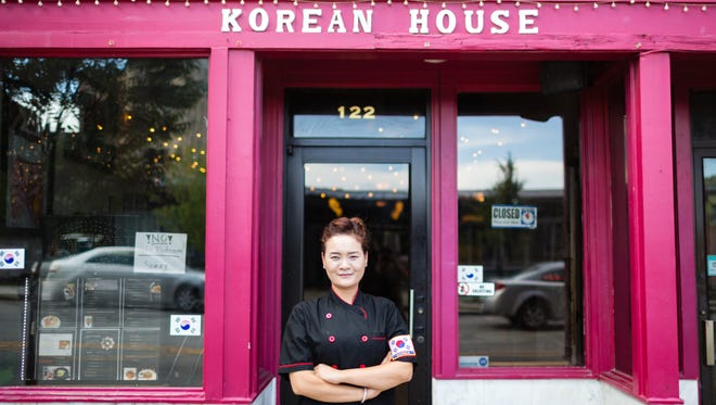 Christina Im is the owner and head chef at Korean House.