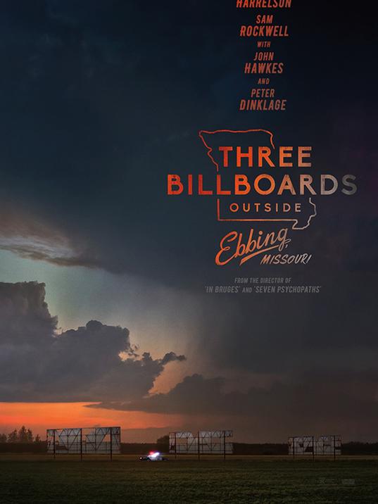 「three billboards」の画像検索結果