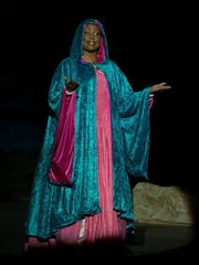 """Mineasa Nesbit starred as the Fairy Godmother in Wichita Theatre's production of """"Cinderella"""" in 2015. Nesbit will be the featured speaker at Spirit Day for Women 8:30 a.m. to 12:20 p.m. Jan. 21 at Floral Heights United Methodist Church. Tickets to the women-only event are $15 and include lunch."""