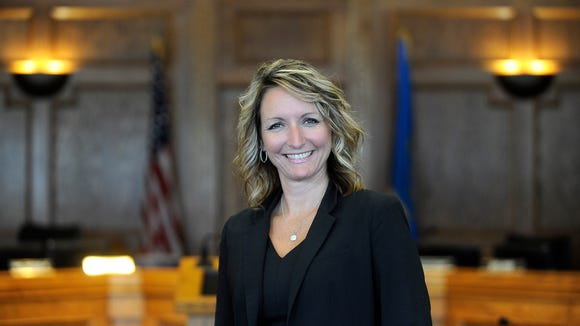 Sioux Falls city council member and former state legislator Christine Erickson has moved quickly through the ranks of local politics.