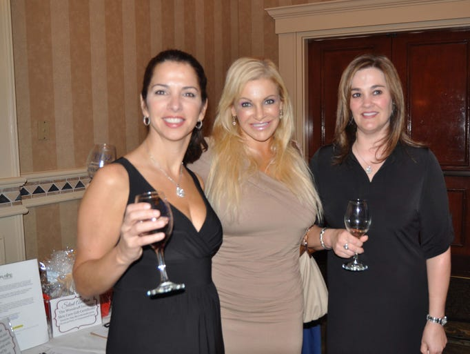 Kim Delagarza, Diana Crane & Kelley Kiernan. On Saturday, May 31st, the Friends of the Foundation hosted a charity event called The Grape Celebration. The event took place at the Hilton in Naples. All proceeds went to benefit Naples Children & Educational Foundation.