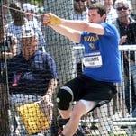 South Western thrower takes aim at Olympic bid