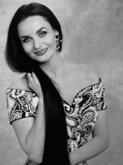 Crystal Gayle has Rapunzel-like long hair