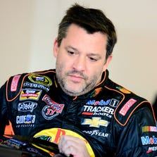 Tony Stewart has been cooperating with the Ontario County Sheriff's Dept. as it continues to investigate Kevin Ward Jr.'s death.