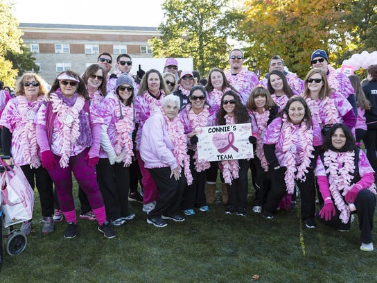 TJN 1018 Making Strides Against Breast Cancer