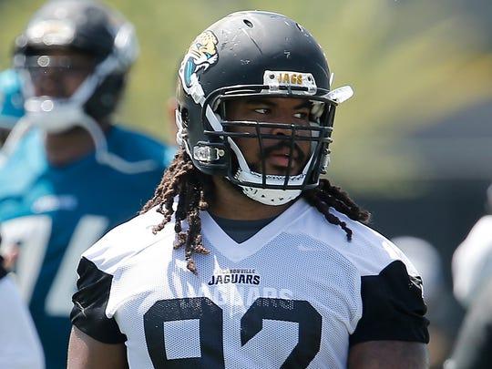 Sheldon Day, Jacksonville Jaguars
